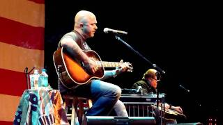 Aaron Lewis - Massachusetts HD Live in Lake Tahoe 8/06/2011