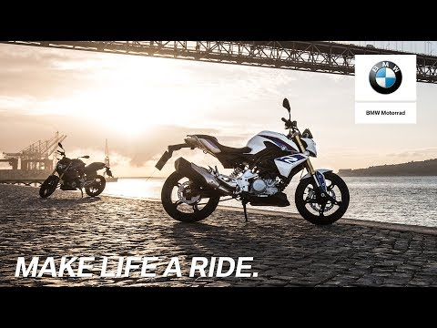 2018 BMW G 310 R in Ferndale, Washington - Video 1