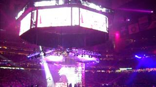 ZZ Top @ Rodeo Houston 2012 - Give Me All Your Lovin'.AVI