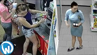 Dumbest Robberies Caught On Camera