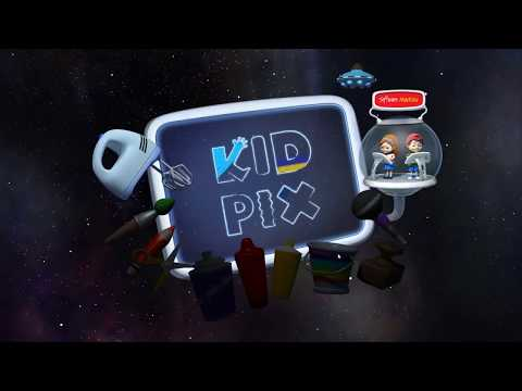 Kid Pix - Oxford School of English