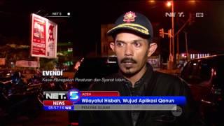 Penerapan Syariat Islam Di Serambi Mekkah Aceh - NET5