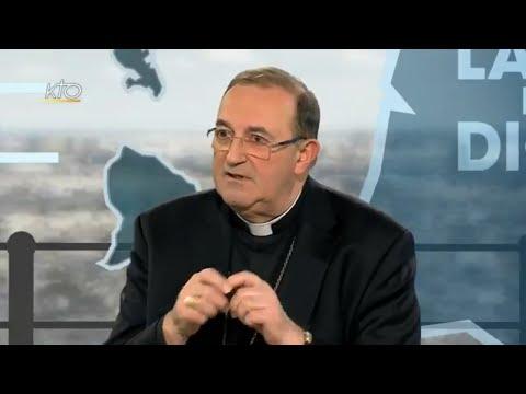 Mgr Guy Harpigny  - diocèse de Tournai (Belgique)