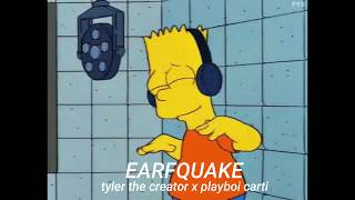EARFQUAKE   Tyler The Creator X Playboi Carti's Verse 1 Hour Loop