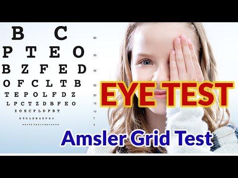 Dimensiunea literelor de testare a vederii