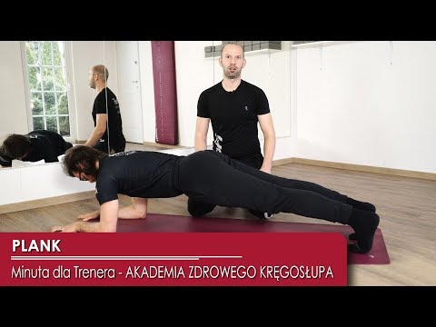 Ćwiczenia na mięśnie lędźwiowego