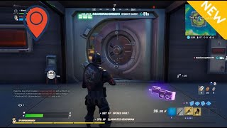 Where To Find The Authority Keycard Fortnite (Battle Royale)