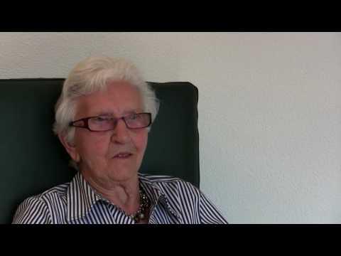 Verhaal over evacueren naar Wanroij in de oorlog
