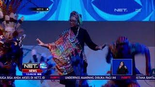 Menlu RI, Retno Marsudi Menari Di Indonesia Africa Forum 2018 -NET12