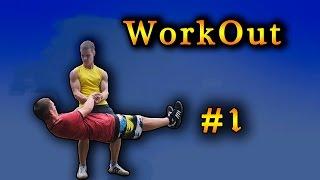 Workout тренировка. promo #1