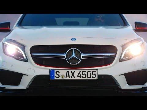 Mercedesbenz  Gla Class Паркетник класса J - рекламное видео 3