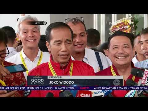 Jokowi Hadiri Reuni Akbar UGM & Mengenang Masa Masa Kuliahnya-NET5