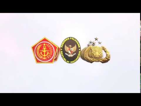 Apel Kesiapan TNI-POLRI Untuk Pengamanan Pemilu 2019