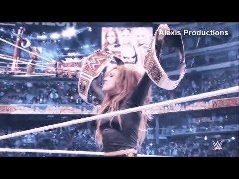 Women's Wrestlers MV - Hey Look Ma I Made It (20000 Subs)
