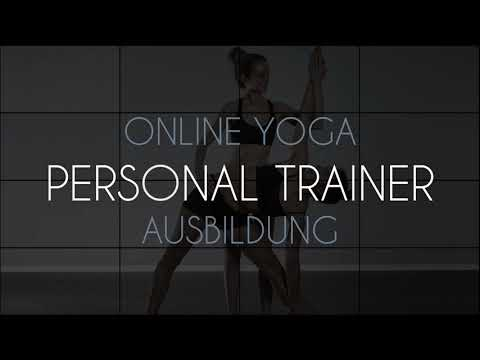 Online Yoga Personal Trainer Ausbildung Trailer
