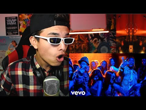 [Reaccion] Tyga - Haute  Ft. J Balvin, Chris Brown (Official Video) - Themaxready - Themaxready