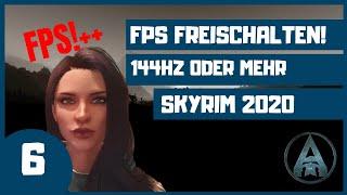 💯FPS FREISCHALTEN | 2020 SKYRIM Special Edition CORE Modding Guide