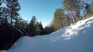 Ski de tură platou Semenic + Coborâre Semenic-Văliug