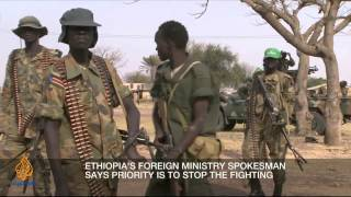 Inside Story - Can diplomacy help South Sudan