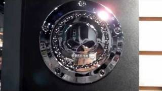 HARLEY-DAVIDSON SKULL & CHAIN COLLECTION PARTS & ACCESSORIES