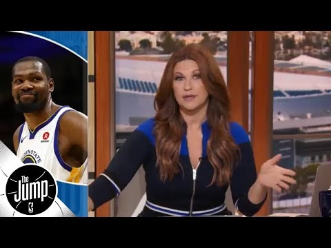 7e20e0c6c95c Rachel Nichols details Durant s eventful week on Twitter and podcast with  McCollum