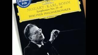 Mozart - Symphony No. 40 in G minor, K. 550