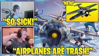 TFUE & Streamers *FIRST TIME* Using *NEW*