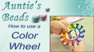 Karla Kam - How to use a Color Selector Wheel