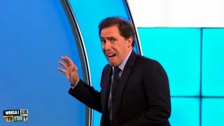 The many faces of Rob Brydon - Would I Lie to You?  [CC]