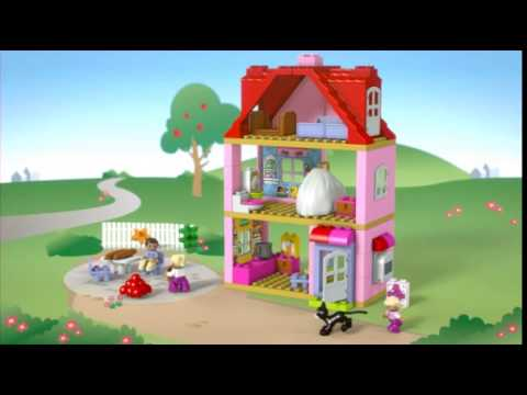 Vidéo LEGO Duplo 10505 : La maison