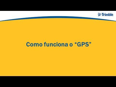 """Como funciona um """"GPS"""""""