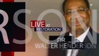 Dr Walter Henderson