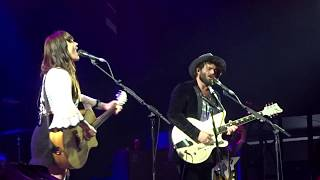 Angus & Julia Stone - Private Lawns, live at Rock Werchter, 6 July 2018