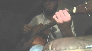 (Cover) cry lonely by Chris knight