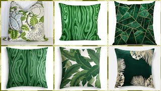 Emerald Green Black And Gold Marble Decor Cushion Covers Designs Ideas