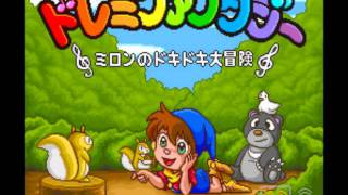 DoReMi Fantasy: Milon's DokiDoki Adventure Music- Through the Woods