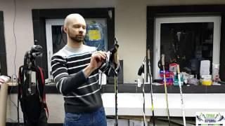 Видео: Выбор палок для беговых лыж