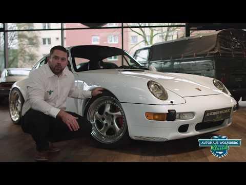 Porsche 993 Carrera 4s   Autohaus Wolfsburg Klassik