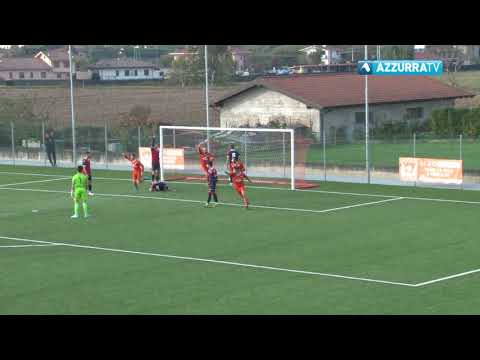 Preview video Oleggio - Accademia 5-2