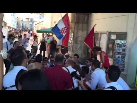 Tamo gdje sam rođen! Wedding day, Zadar, 11.07.2015.