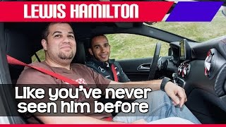 Still on the fence about Lewis Hamilton See how you feel after