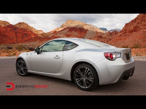 2014 Scion FR-S 0-60 MPH Test