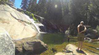 Carlon Falls Swimming Hole