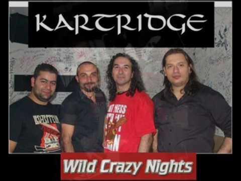 Kartridge - wild crazy nights