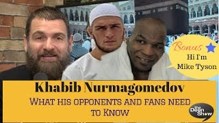 What you need to know about UFC Fighter Khabib Nurmagomedov and ISLAM