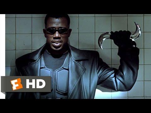 Blade  1 3  movie clip   vampire killer  1998  hd