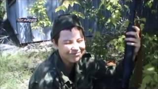 Диверсантки в юбках на службе у боевиков - Инсайдер, 23.10