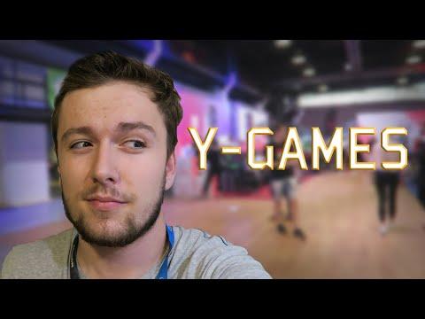 HOSŤOM NA Y-GAMES 2019!