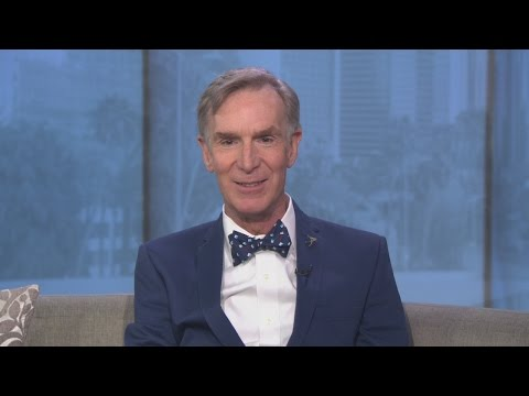 Bill Nye comes to Neflix to save the world