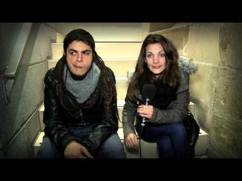 Cine de Guerrila por David Sainz y Teresa Segura (Malviviendo, Obra 67)